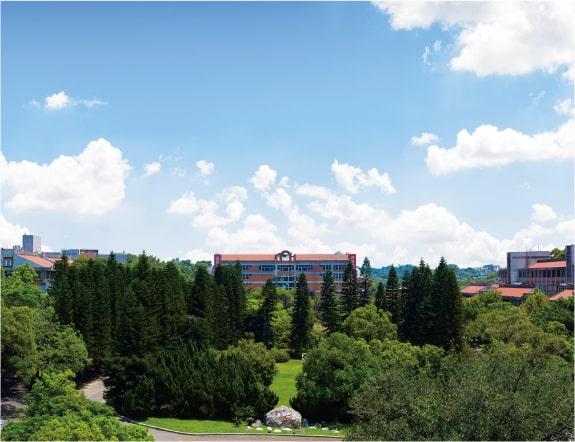 中華大学交換留学プログラム
